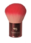 Synthetic Pink Kabuki Brush