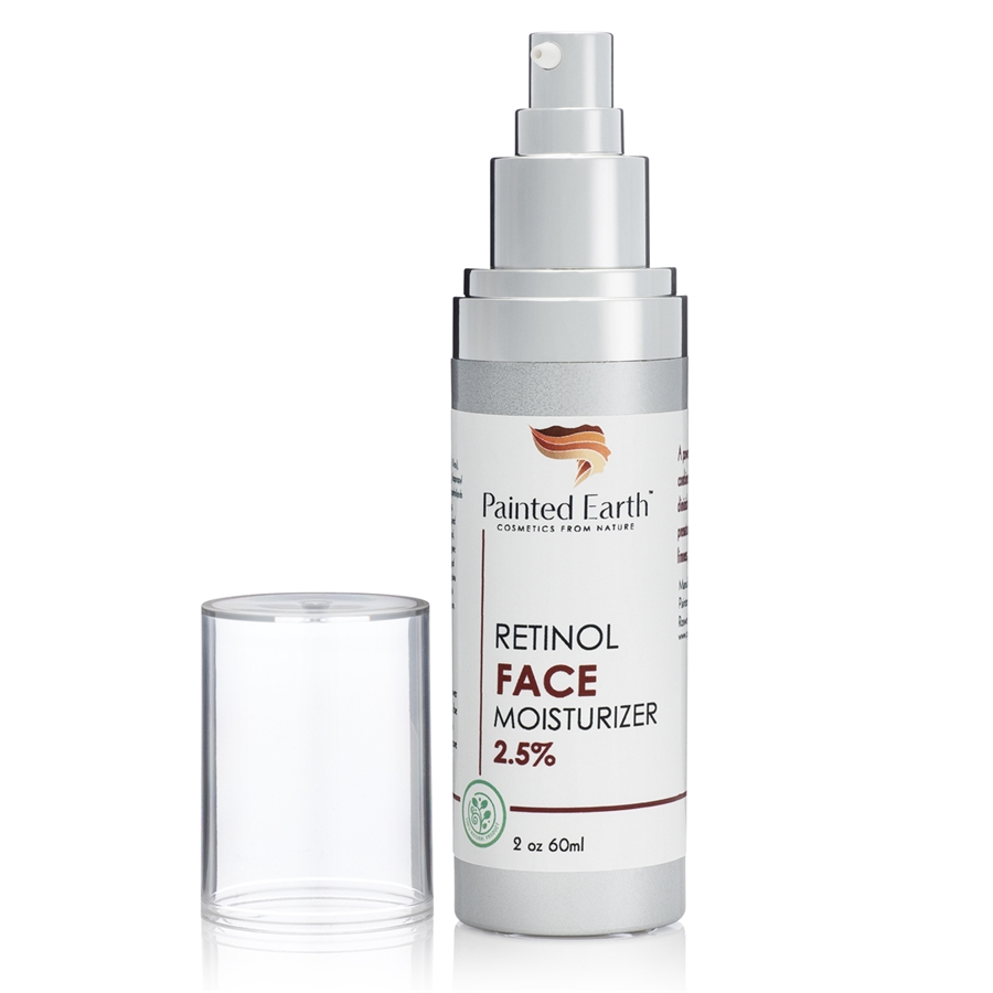 Retinol Moisturizer 2 5 percent