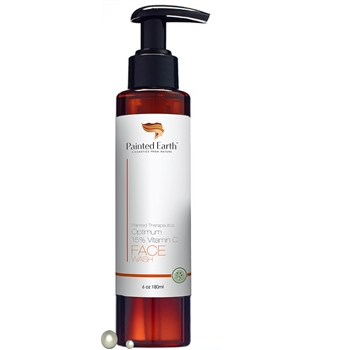 PaintedTherapeutics Optimum 15% Vitamin C Face Wash