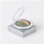Our eyeshadow duo is baked on a terra cotta disk for ultra rich, long-lasting application. Simply Dazzling