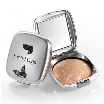Perfect Every Thyme Baked Mineral Foundation with Green Tea and Jojoba, Vitamin E