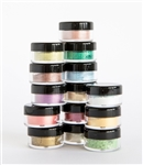 Mineral Eyez Glimmer, Shimmer and Glitter 100% Natural